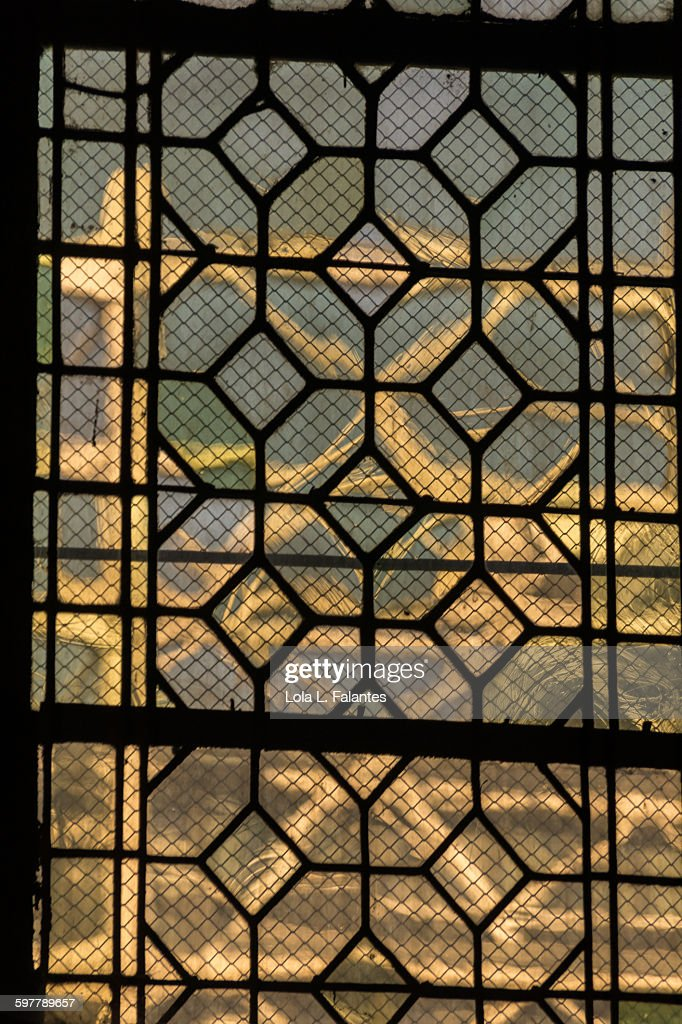 Stained glass : Stock-Foto