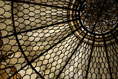 Stained Glass Window Horizontal Detail