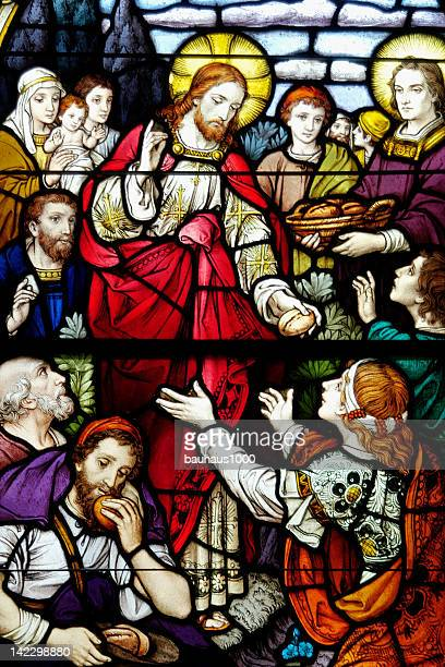 stained glass window - stained glass stock pictures, royalty-free photos & images