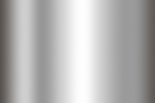 Stainless steel texture background. Shiny surface of metal sheet. 1136397001