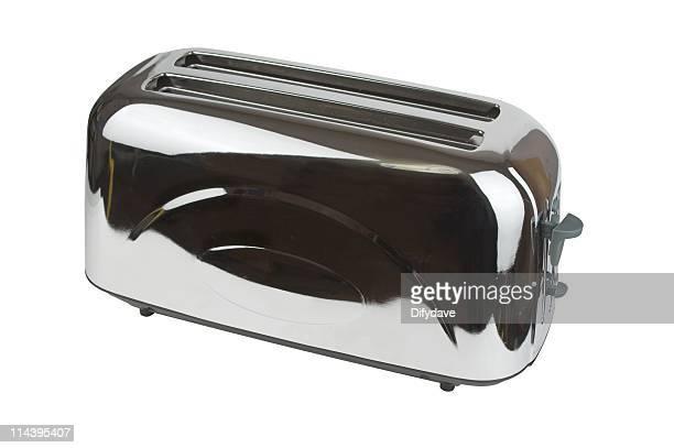 En acier inoxydable, d'un grille-pain