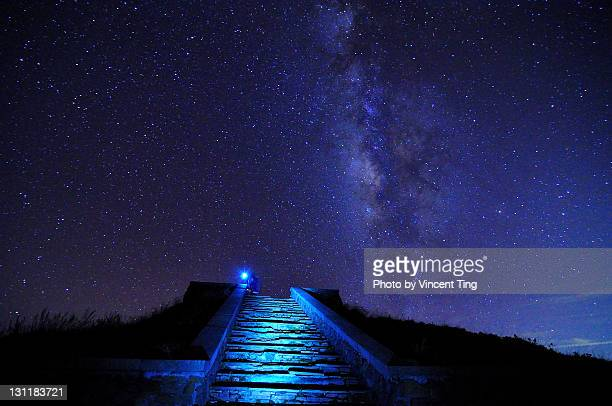 Stair to Galaxy