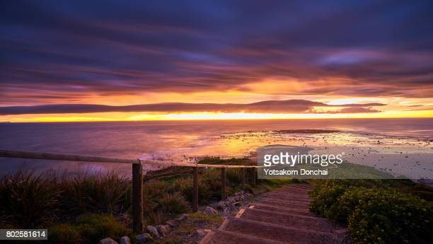 Stair to the Sea.