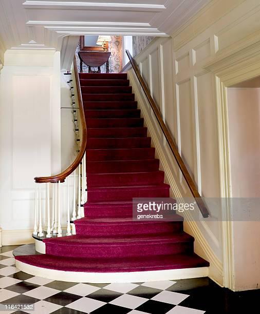 Treppe – frühen 19. Jahrhundert amerikanische