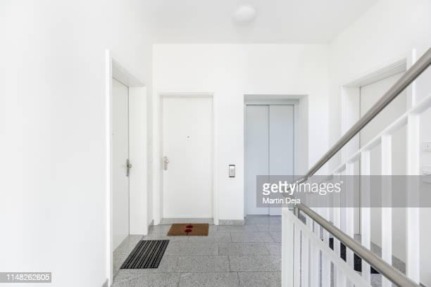 staircase hdr - staircase stock-fotos und bilder