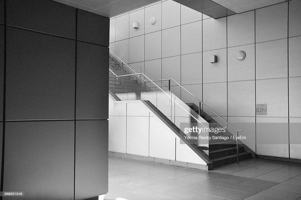 Staircase In Building : Stock Photo