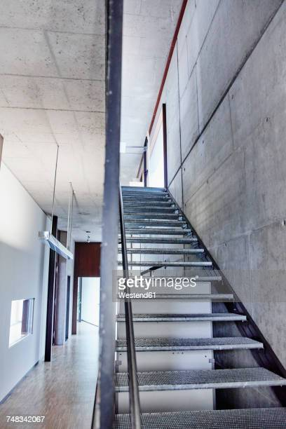 Staircase in modern office