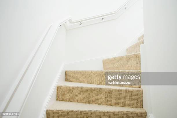 Staircase in new house