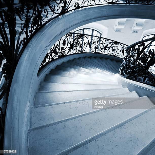 Escalera en París