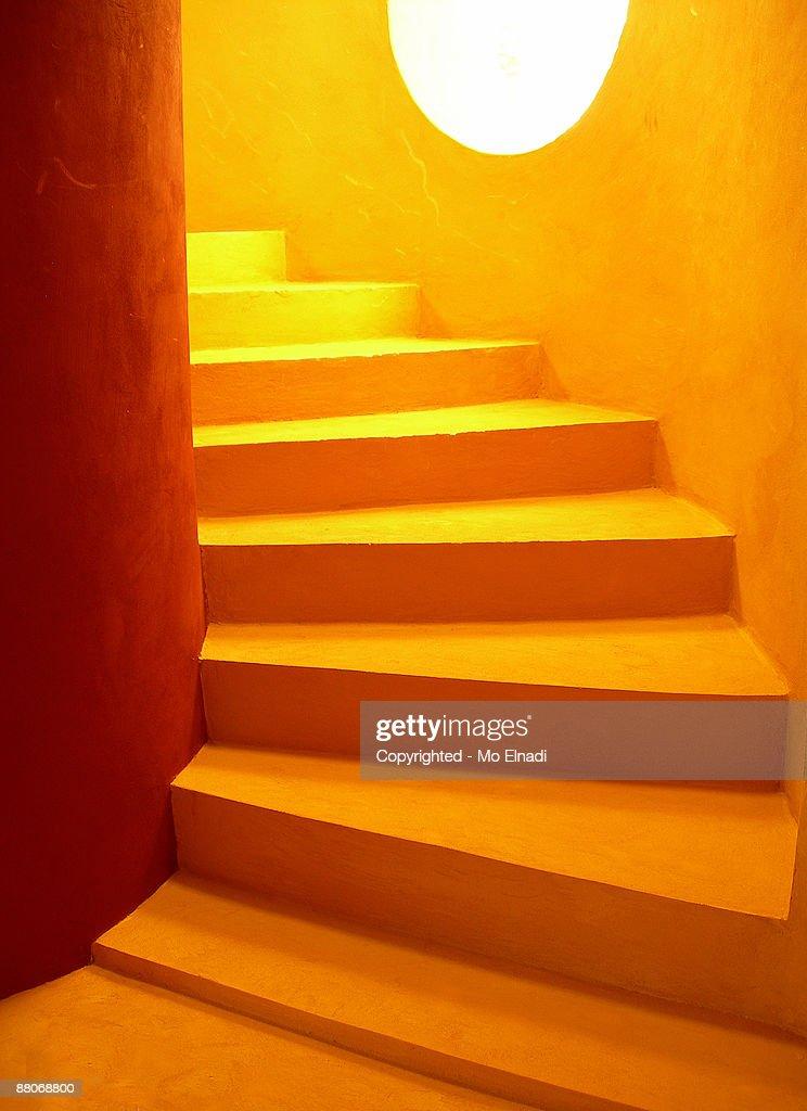 Stairs El Gouna : Stock Photo