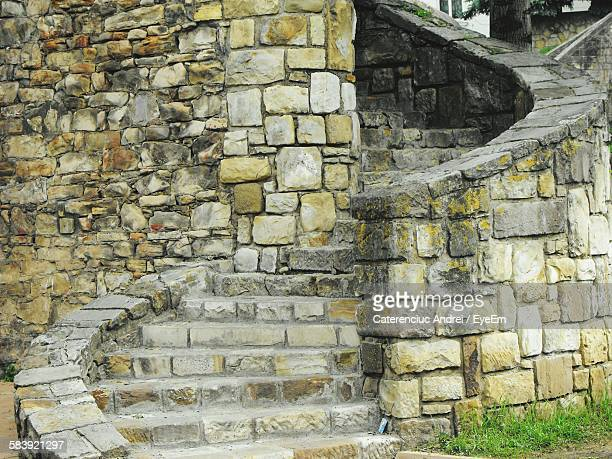Stairs Of Historical Building