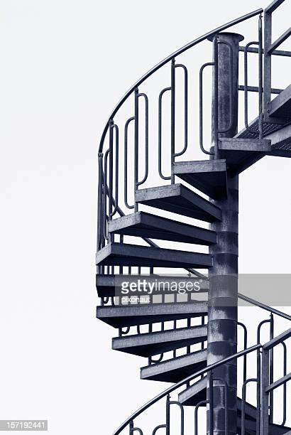 Escadas para nada