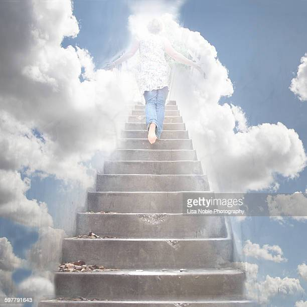 Stairway To Heaven Stock Photos And Pictures
