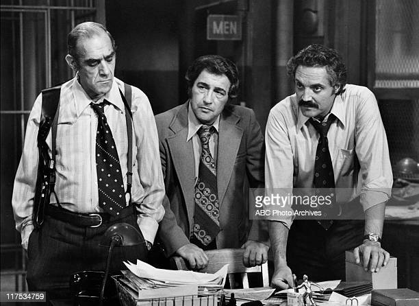 MILLER Stakeout Airdate February 27 1975 ABE
