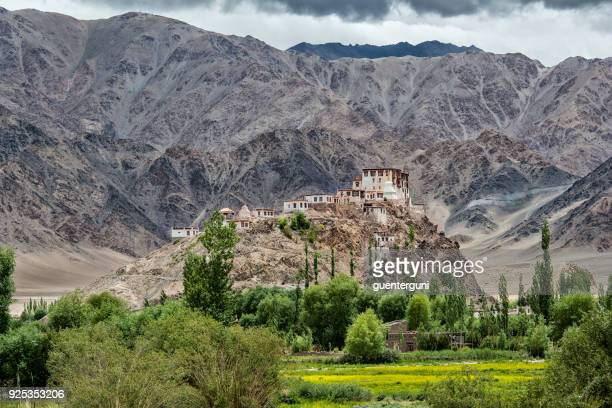 Stakna Gompa (monastery) in Ladakh, Northern India