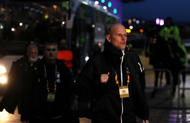 GBR: Celtic FC v FC Kobenhavn - UEFA Europa League Round of 32: Second Leg