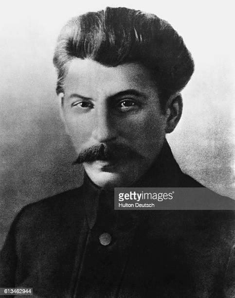 Stalin in 1917