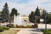 georgia gori stalin museum exterior with