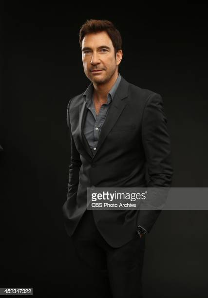CBS' 'Stalker' actor Dylan McDermott poses for a portrait during CBS' 2014 Summer TCA tour at The Beverly Hilton Hotel on July 17 2014 in Beverly...