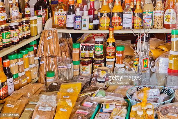 Stall Market, St. George's, Grenada