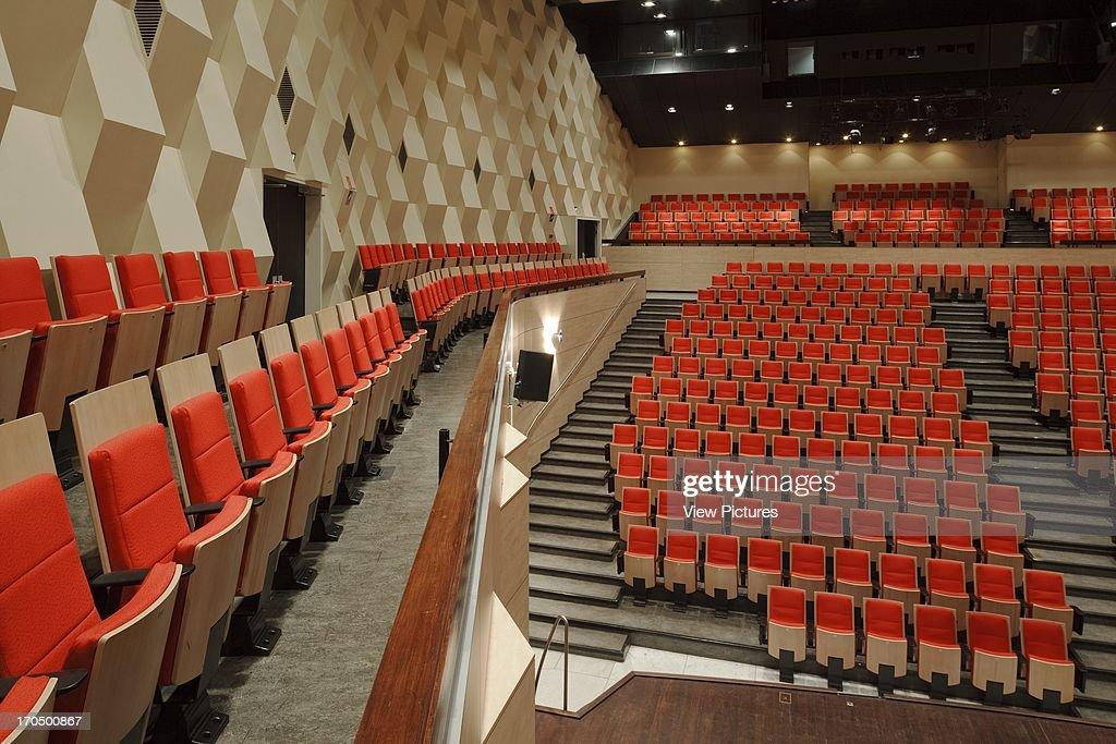 De Doelen Concert & Conference Centre, Rotterdam, Netherlands. A ...