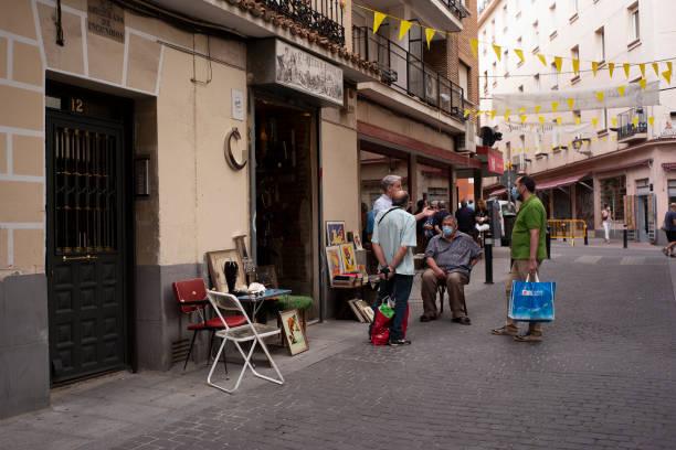 ESP: Coronavirus Pandemic Phase 1 Spain