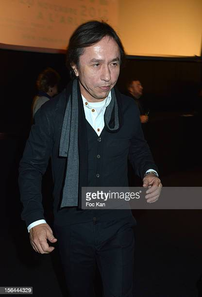 'Stalna•a Babotchka' Producer / director Renat Davletiarov attends 'Le Chef D'Orchestre' Paris Premiere as Part of 'Regards de Russie' at the Cinema...