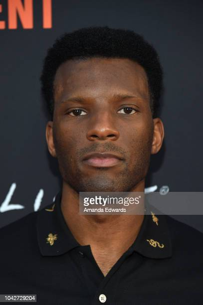 """Stam Goody attends the Closing Night Screening of """"Nomis"""" during the 2018 LA Film Festival at ArcLight Cinerama Dome on September 28, 2018 in..."""
