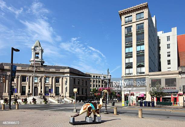 stamford, connecticut - stamford connecticut stock pictures, royalty-free photos & images