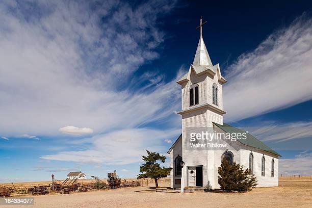 stamford, south dakota, exerior view - mittlerer westen stock-fotos und bilder