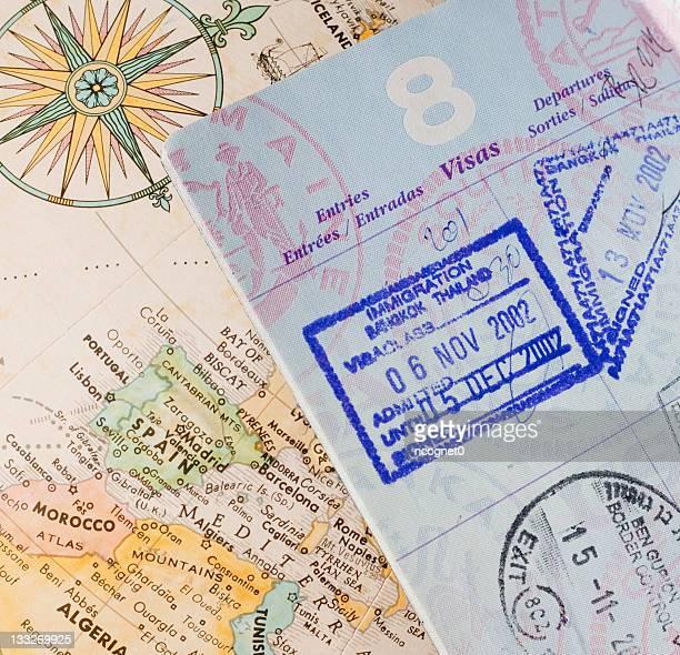 Bedrucktes-Passport