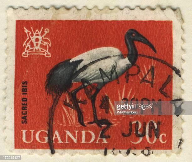 Stempel-Uganda 30