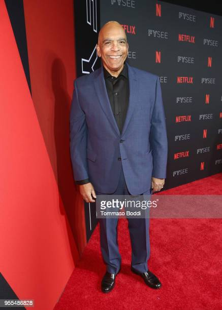 Stan Lathan attends the Netflix FYSEE Kick-Off Event at Netflix FYSEE At Raleigh Studios on May 6, 2018 in Los Angeles, California.