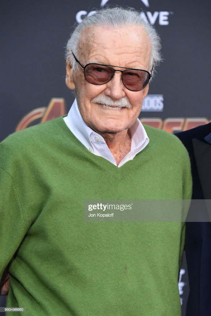 Premiere Of Disney And Marvel's 'Avengers: Infinity War' - Arrivals : News Photo