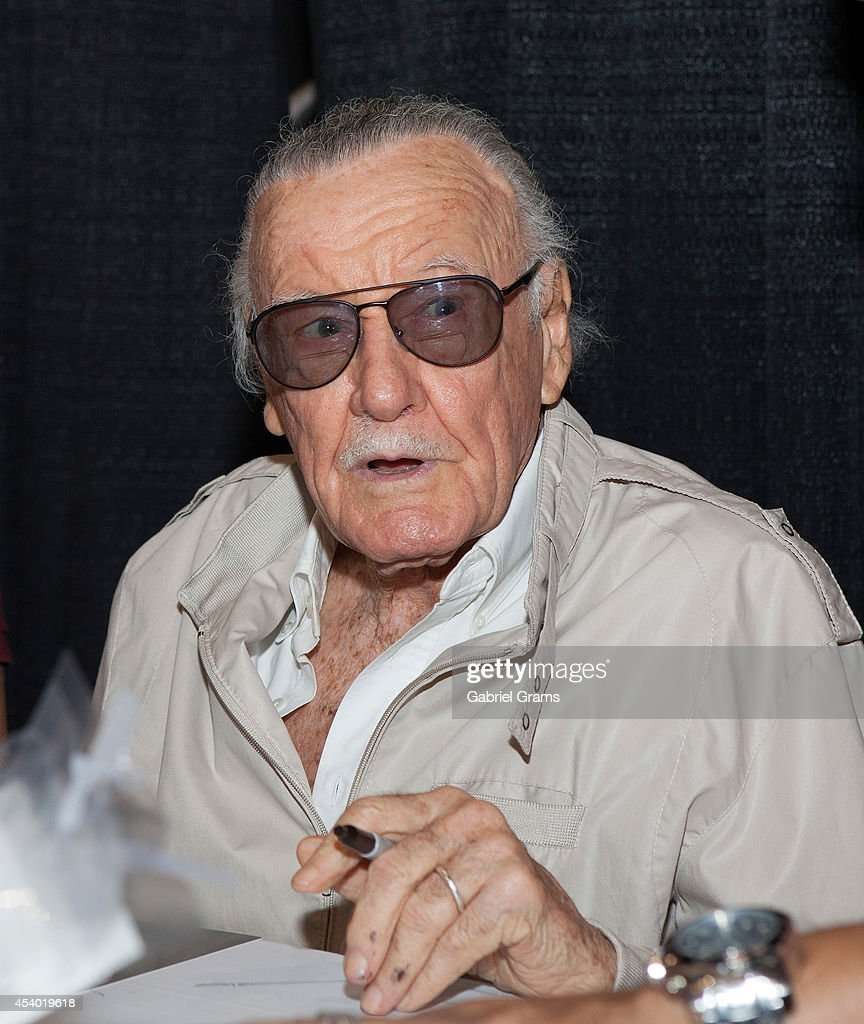 Stan Lee attends Wizard World Chicago Comic Con 2014 at Donald E. Stephens Convention Center on August 23, 2014 in Chicago, Illinois.
