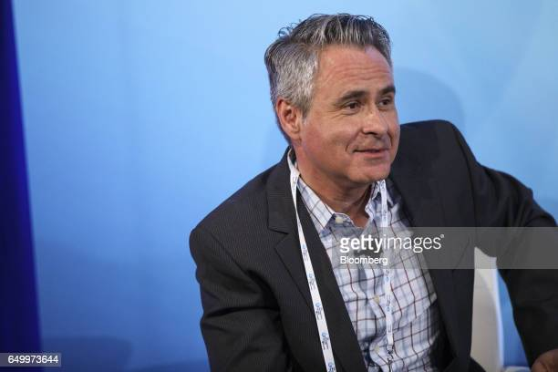 Stan Luker partner at Moss Adams LLP speaks during The Montgomery Summit in Santa Monica California US on Wednesday March 8 2017 The summit gathers...