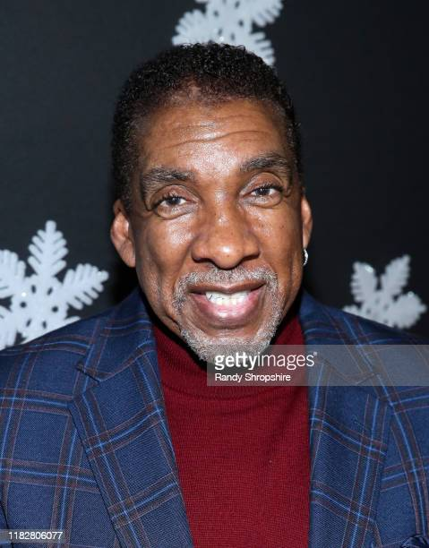 """Stan Shaw attends It's a Wonderful Lifetime"""" first holiday party of the year at STK Los Angeles on October 22 2019 in Los Angeles California"""
