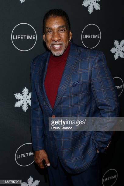 Stan Shaw attends It's A Wonderful Lifetime Holiday Party at STK Los Angeles on October 22 2019 in Los Angeles California