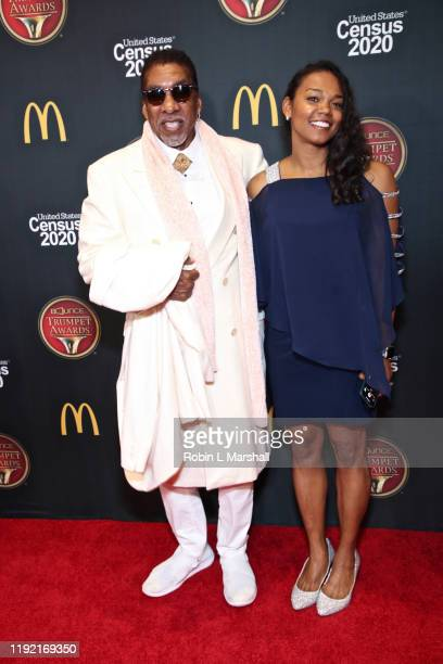 Stan Shaw attends the 2019 Bounce Trumpet Awards at Dolby Theatre on December 04 2019 in Hollywood California