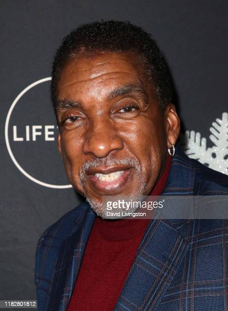Stan Shaw attends the It's A Wonderful Lifetime Holiday Party at STK Los Angeles on October 22 2019 in Los Angeles California