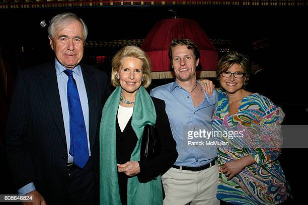 Stan Shuman Cindy Shuman Howard Gould and Ashleigh Banfield attend Premiere and After Party of SiCKO By Michael Moore at Premiere Ziegfeld Theater on...