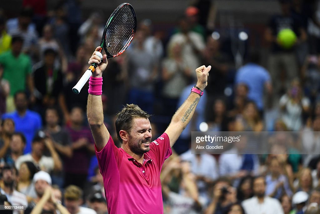 2016 US Open - Day 10 : News Photo
