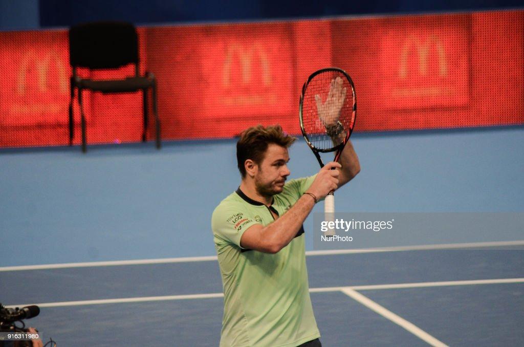 DIEMAXTRA Sofia Open 2018 : News Photo