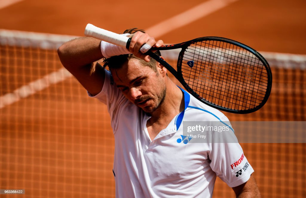 2018 French Open - Day Two : News Photo