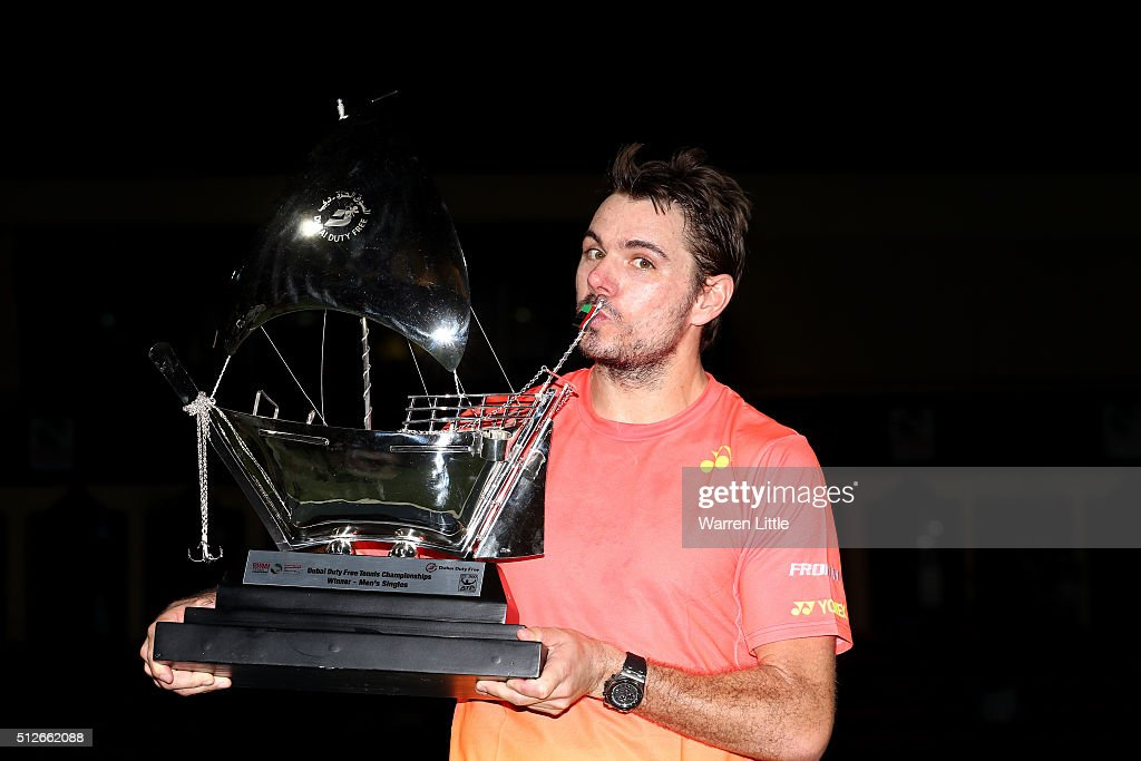 ATP Dubai Duty Free Tennis  Championship - Day Eight