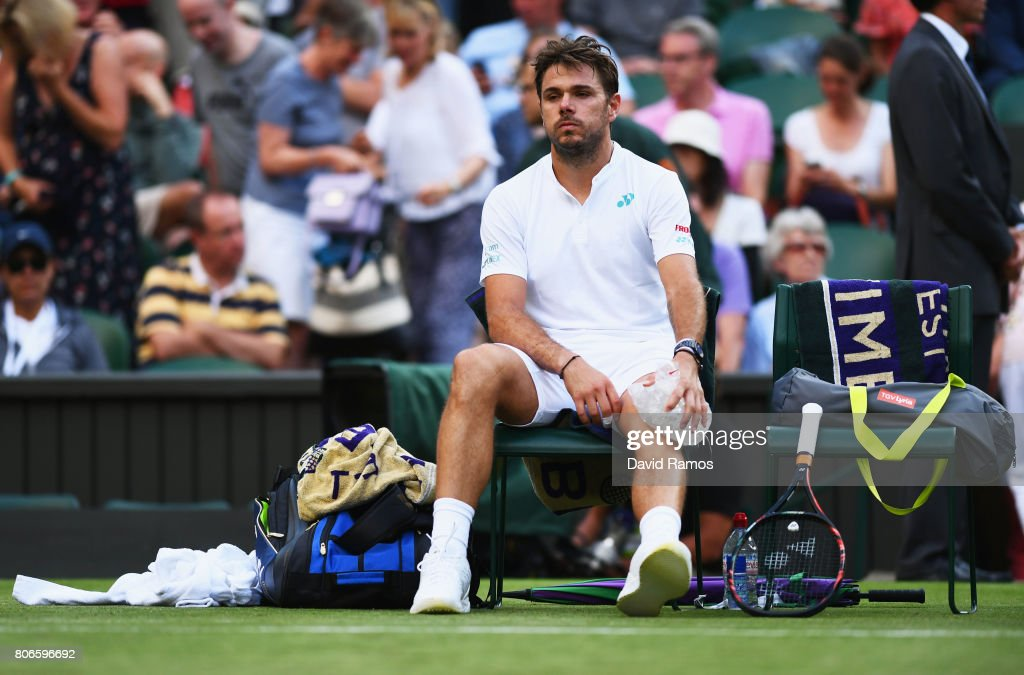 Day One: The Championships - Wimbledon 2017 : ニュース写真