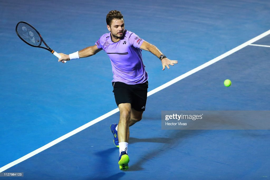 Telcel ATP Mexican Open 2019 - Day 3 : ニュース写真