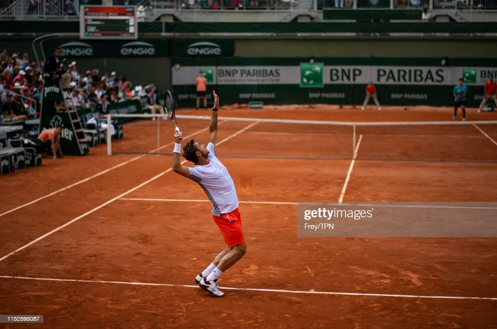 2019 French Open - Day Four : ニュース写真