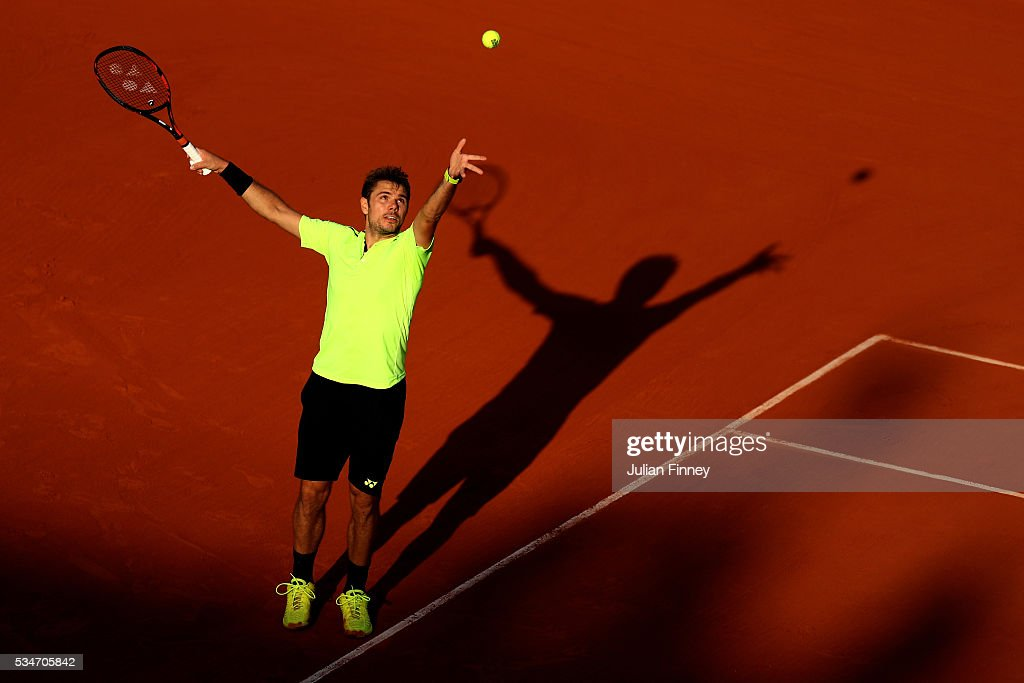 2016 French Open - Day Six : News Photo