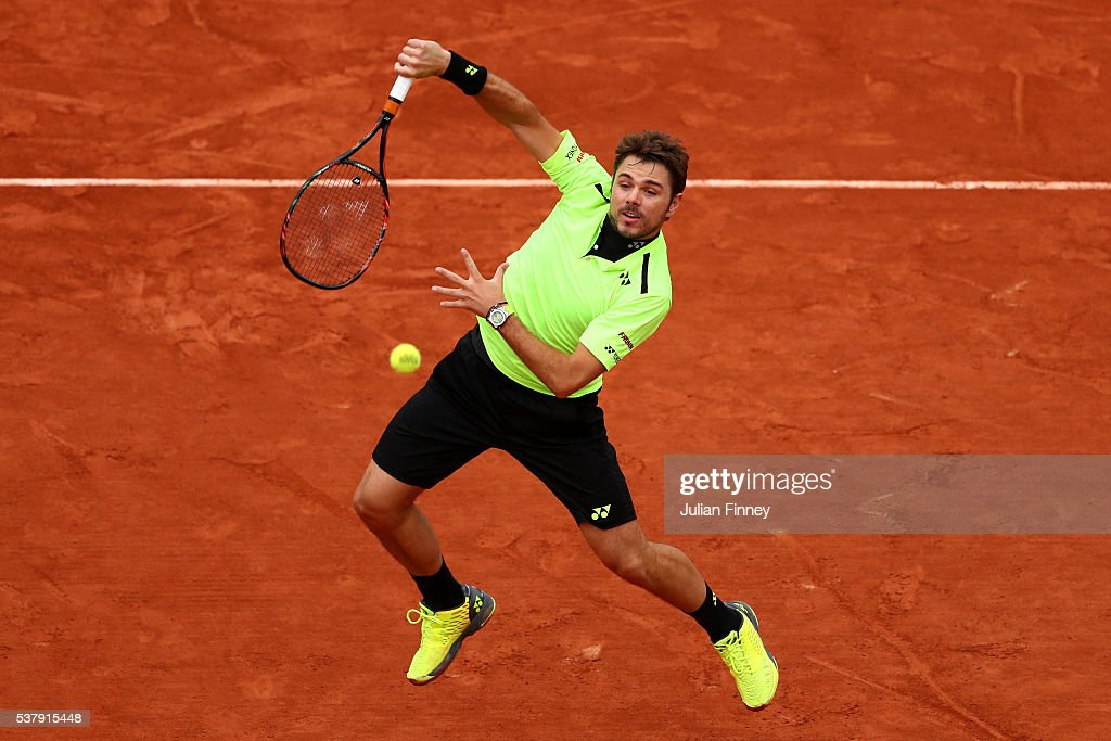 2016 French Open - Day Thirteen : News Photo